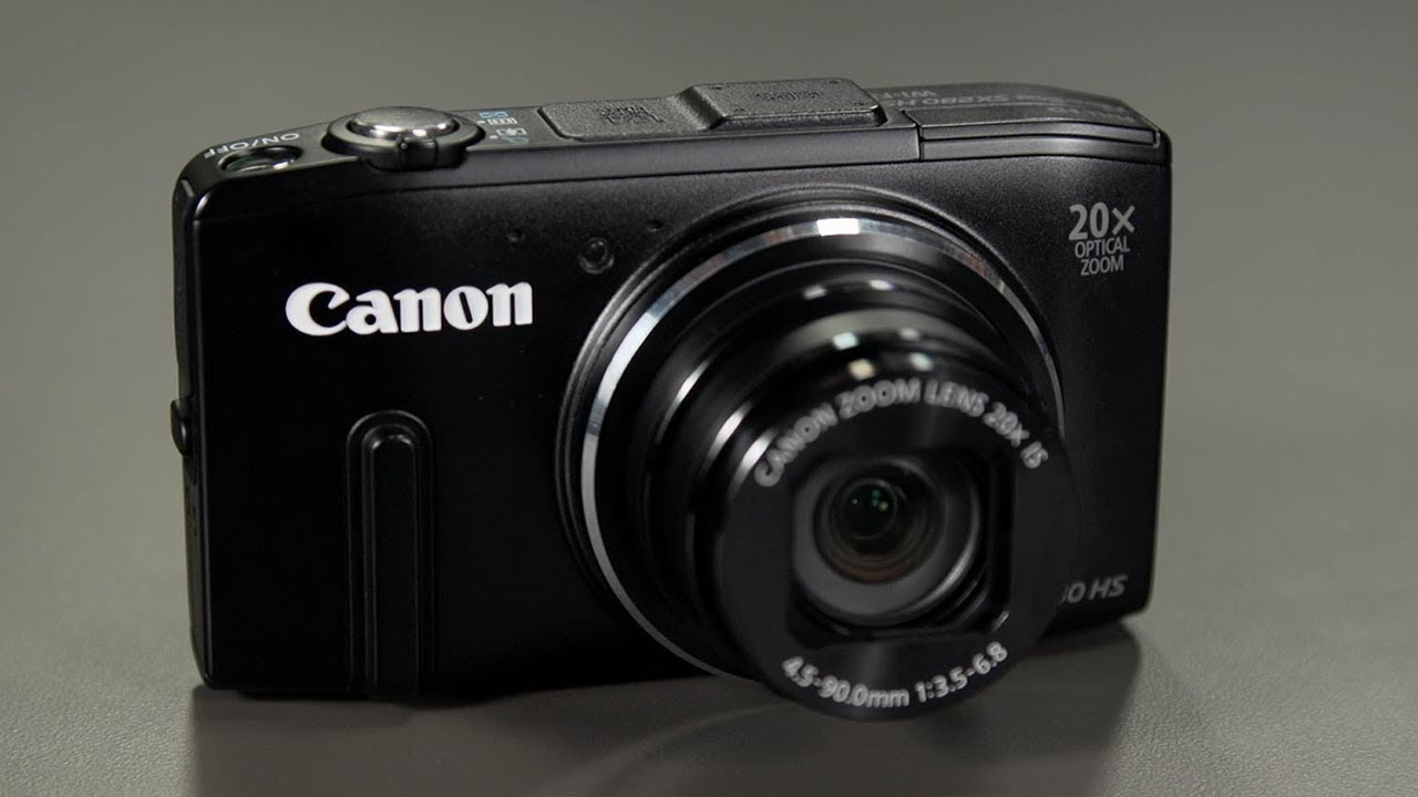 Fantastic New Characteristic Improve The Stunning Canon Powershot Sx20 Is